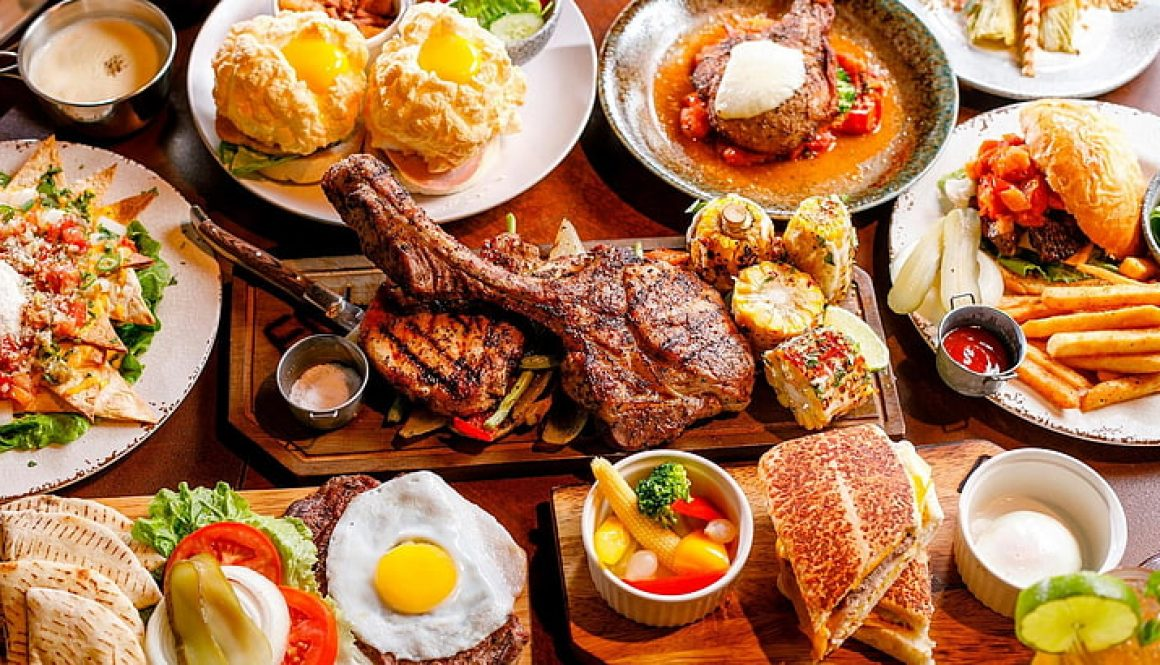 buffet-meal-food-brunch-wallpaper-preview